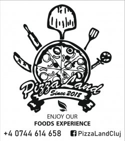 Pizza Land Cluj logo
