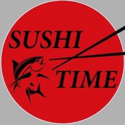 Sushi Time Bucuresti logo