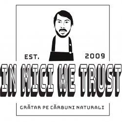 In Mici We Trust logo