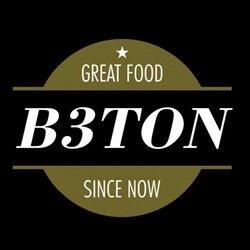 B3ton Restobar logo