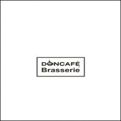 Doncafe Brasserie logo