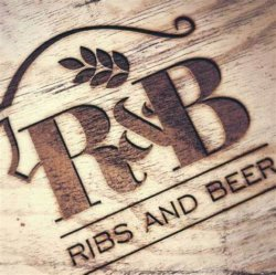 Ribs & Beer logo