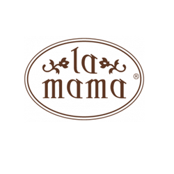 La Mama - Orhideea logo