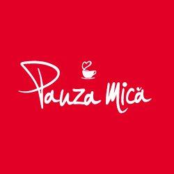 Pauza Mică by Selgros Timisoara logo