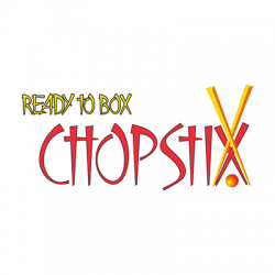 Ready to Box Chopstix Afi Brasov logo