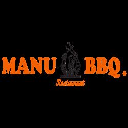 Manu BBQ logo
