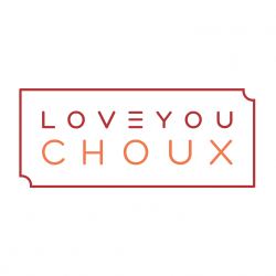 Love You Choux by Livrez Fericire logo