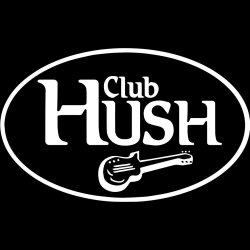 Club Hush logo