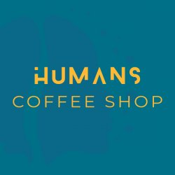 Humans Coffee Shop logo