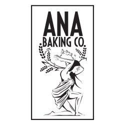 Ana Baking Co Vitan logo