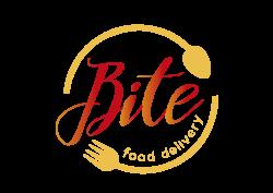 Bite Food Delivery logo
