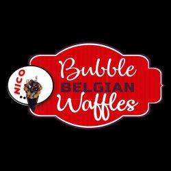 Bubble Belgian Waffles logo