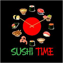 Sushi Time Cluj logo