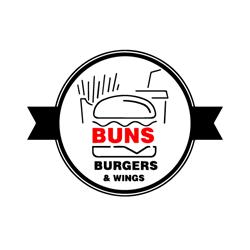 Buns Wings logo