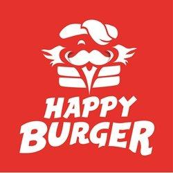 Happy Burger logo