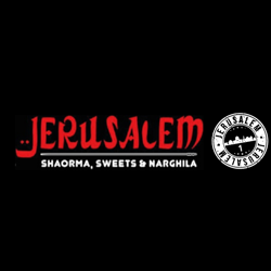 Restaurant jerusalem logo