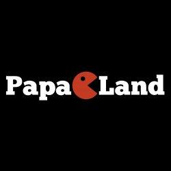 Papa Land logo