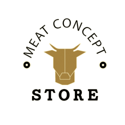 Meat Concept Food Delight logo