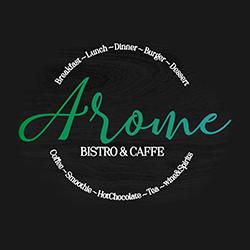 Arome Bistro logo