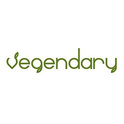 Vegendary logo