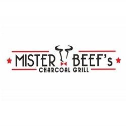 Mr Beef`s logo