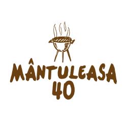 Mantuleasa 40 logo