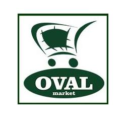 Oval Market - Constructorilor logo