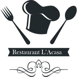Restaurant L`Acasa logo