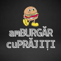 amBurger cuPrajiti logo