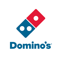 Domino`s Pizza Liviu Rebreanu logo
