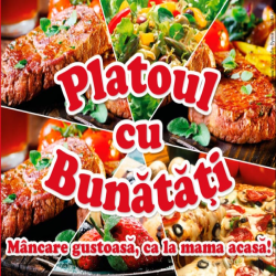 Platoul cu Bunatati logo
