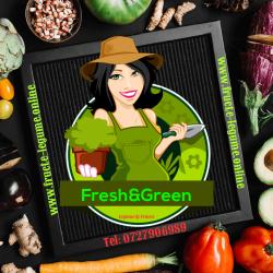 Fresh&Green logo