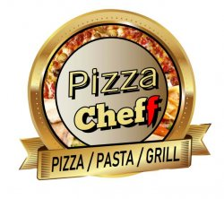 Pizza Cheff logo