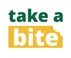 Take a bite Veranda logo