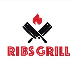 Ribs Grill logo