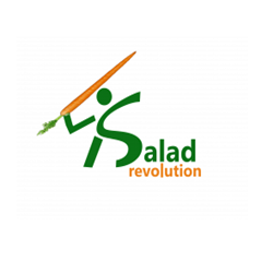 Salad revolution logo