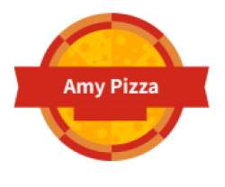 Amy Pizza logo