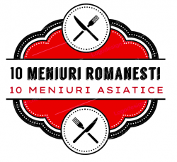 10 Meniuri Romanesti/10 Meniuri Asiatice logo