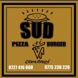 Pizza & Burger Sud logo