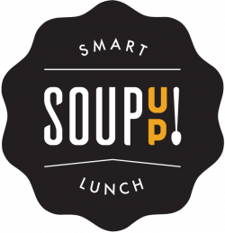 Soup Up! - Pipera Plaza logo
