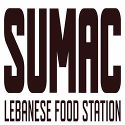 SUMAC Lebanese Food Station logo