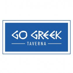 Go Greek Taverna logo