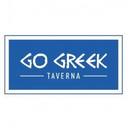Go Greek Taverna logo