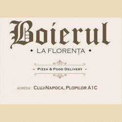 Boierul la Florenta logo