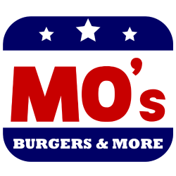 Mo`s Burgers logo