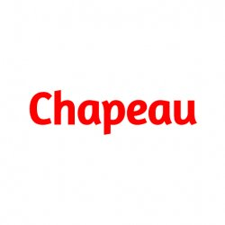 Chapeau logo