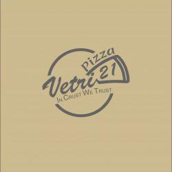 Vetri 21 logo