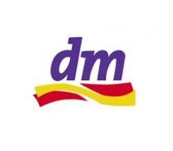 dm drogerie markt Sibiu logo