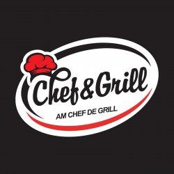 Chef&Grill logo
