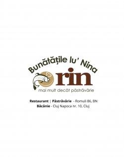Bacania Bunatatile lu` Nina logo
